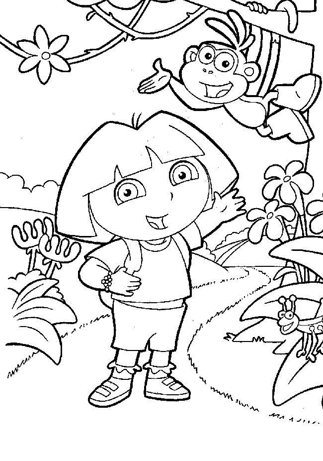 Dora The Explorer #1 Website! Dora Games! Dora Toys! Dora Coloring!