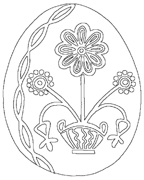 ukraine eggs coloring pages - photo#16