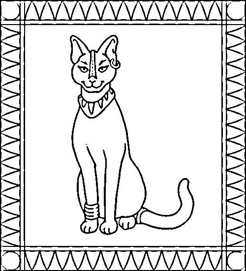 printable ancient egypt coloring pages photo32