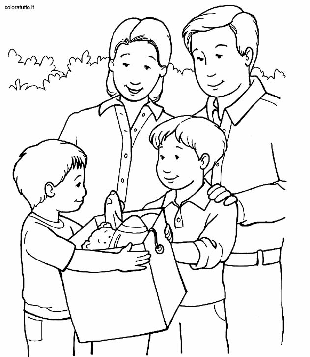 my family printable coloring pages coloring pages