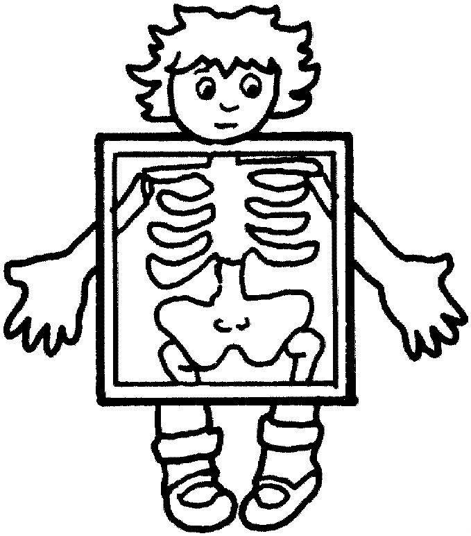 Coloring Pages Human Body 13
