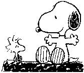 coloring pages snoopy